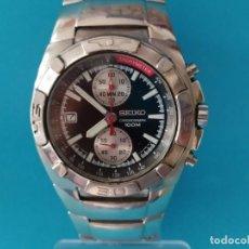 Relojes - Seiko: SEIKO CHRONOGRAPH 100M PERFECTO. Lote 217163065