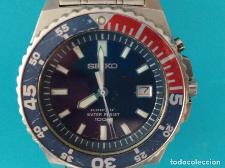 SEIKO KINETIC 100 M (Relojes - Relojes Actuales - Seiko)