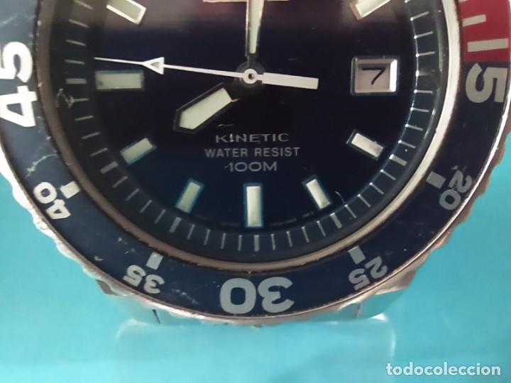 Relojes - Seiko: SEIKO KINETIC 100 M - Foto 7 - 217163977