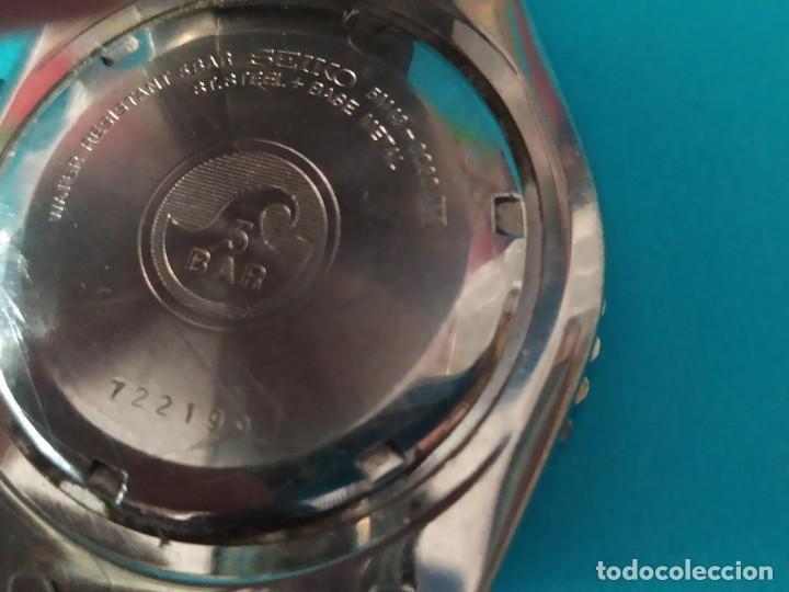Relojes - Seiko: SEIKO KINETIC 100 M - Foto 10 - 217163977