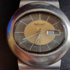 Relojes - Seiko: RELOJ SEIKO AUTOMATICO 5. MIDE 40 MM DIAMETRO.FUNCIONA PERFECTAMENTE. Lote 218211982