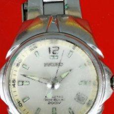 Relojes - Seiko: RELOJ SEIKO KINETIC AUTO RELAY 200 M.. Lote 218971156
