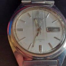 Relógios - Seiko: RELOJ SEIKO 5 AUTOMATICO FUNCIONA PERFECTAMENTE .MIDE 38MM DIAMETRO. Lote 219766496