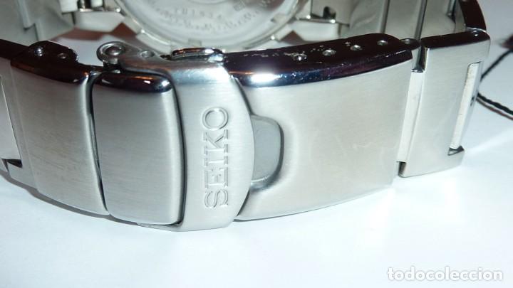 Relojes - Seiko: SEIKO CRONO CAESAR Ref. SNDA13P1 Excelente estado. - Foto 5 - 193573225