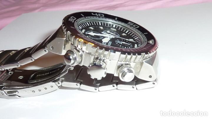 Relojes - Seiko: SEIKO CRONO CAESAR Ref. SNDA13P1 Excelente estado. - Foto 19 - 193573225
