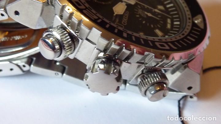 Relojes - Seiko: SEIKO CRONO CAESAR Ref. SNDA13P1 Excelente estado. - Foto 21 - 193573225