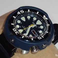 Relojes - Seiko: SEIKO PROSPEX SRP653K1 TUNA AUTOMATIC 50 TH. ANIVERSARIO 200M SPORT WATCH DIVER 200 METROS. Lote 196793935