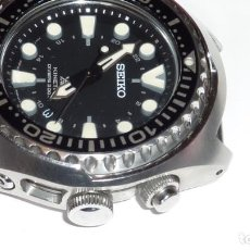 """Relojes - Seiko: SEIKO KINETIC REF. SUN019P1 DIVER- CRISTAL ZAFIRO. CONOCIDO COMO THE 'VADER-TUNA-TURTLE' OR """"VATT. Lote 195053058"""