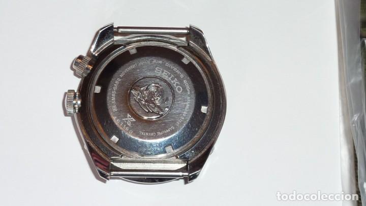 """Relojes - Seiko: SEIKO KINETIC Ref. SUN019P1 DIVER- CRISTAL ZAFIRO. CONOCIDO COMO The Vader-Tuna-Turtle or """"VaTT - Foto 26 - 195053058"""
