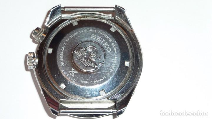 """Relojes - Seiko: SEIKO KINETIC Ref. SUN019P1 DIVER- CRISTAL ZAFIRO. CONOCIDO COMO The Vader-Tuna-Turtle or """"VaTT - Foto 27 - 195053058"""