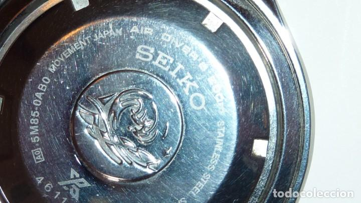 """Relojes - Seiko: SEIKO KINETIC Ref. SUN019P1 DIVER- CRISTAL ZAFIRO. CONOCIDO COMO The Vader-Tuna-Turtle or """"VaTT - Foto 28 - 195053058"""