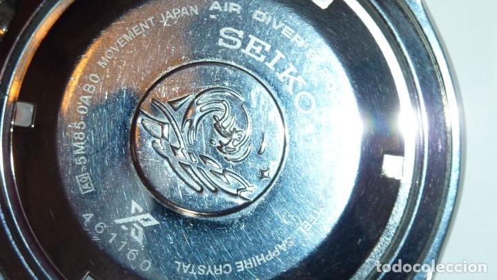 """Relojes - Seiko: SEIKO KINETIC Ref. SUN019P1 DIVER- CRISTAL ZAFIRO. CONOCIDO COMO The Vader-Tuna-Turtle or """"VaTT - Foto 29 - 195053058"""