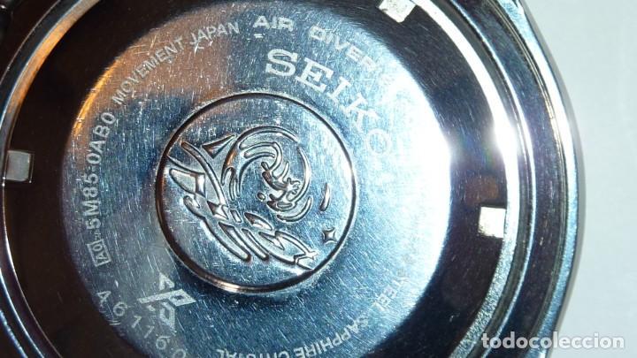 """Relojes - Seiko: SEIKO KINETIC Ref. SUN019P1 DIVER- CRISTAL ZAFIRO. CONOCIDO COMO The Vader-Tuna-Turtle or """"VaTT - Foto 30 - 195053058"""