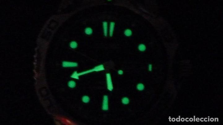 Relojes - Seiko: Seiko Solar Scuba Diver Sports SNE107P2 200 metros sumergible. Ecológico. NUEVO A ESTRENAR - Foto 28 - 196002070