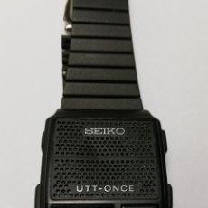 Relojes - Seiko: RELOJ SEIKO UTT - ONCE A966-4000 ZO. Lote 220535461