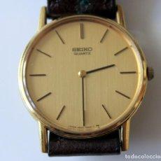 Relógios - Seiko: SEIKO QUARZO VINTAGE VESTIR SGP BACK ST.STEEL -952652 -JAPAN -1970 2620-0130 B. Lote 221273537