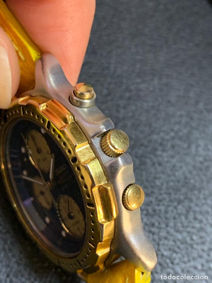 Relojes - Seiko: Seiko Sports 150 7T32 F020 chronograph vintage hombre espectacular funcionando de colección - Foto 6 - 221276061