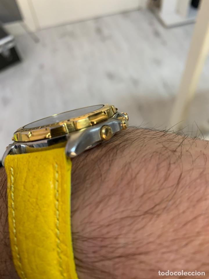 Relojes - Seiko: Seiko Sports 150 7T32 F020 chronograph vintage hombre espectacular funcionando de colección - Foto 12 - 221276061