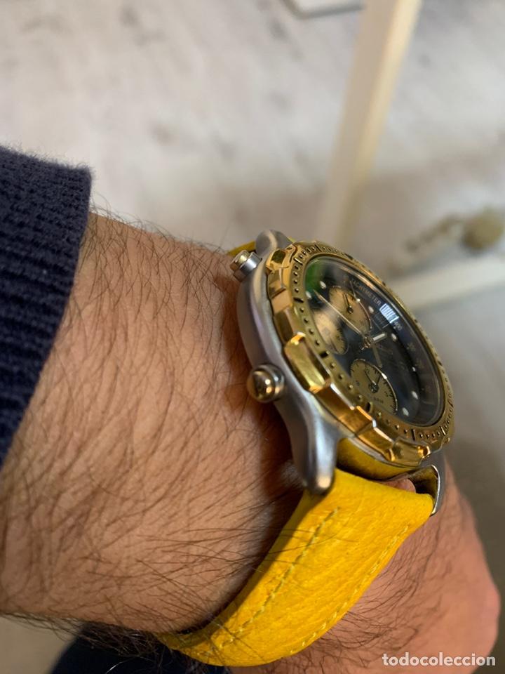 Relojes - Seiko: Seiko Sports 150 7T32 F020 chronograph vintage hombre espectacular funcionando de colección - Foto 13 - 221276061