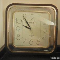Relojes - Seiko: RELOJ DE PARED SEIKO. Lote 223465051