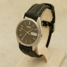 Relojes - Seiko: SEIKO QUARTZ NEGRO 7N43 7A50 CLASICO. Lote 224149213