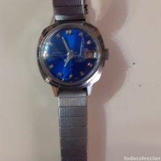 Relojes - Seiko: RELOJ MARCA SEIKO. SE DESCONOCE SI FUNCIONA. ESFERA DE CRISTAL RAYADA.. Lote 224439480