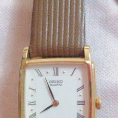 Relojes - Seiko: RELOJ DE PULSERA MARCA SEIKO QUARTZ DE SEÑORA. Lote 224475125