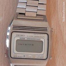 Relojes - Seiko: RELOJ SEIKO ALARMA CRONOGRAPH. FUNCIONAMIENTO NO COMPROBADO. Lote 226461750