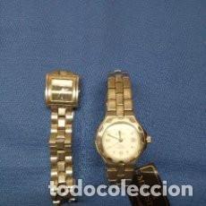 Relojes - Seiko: DOS RELOJES MINISTER Y SEIKO SEÑORA DE PILA A ESTRENAR CON PRECIO ORIGINAL AÑO 2002 * PERFECTOS *. Lote 226500685