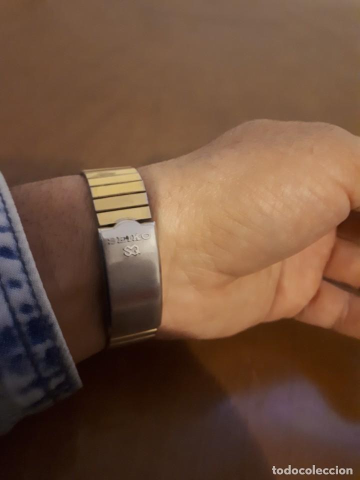 Relojes - Seiko: Antiguo reloj Seiko autentica funciona - Foto 3 - 227626484