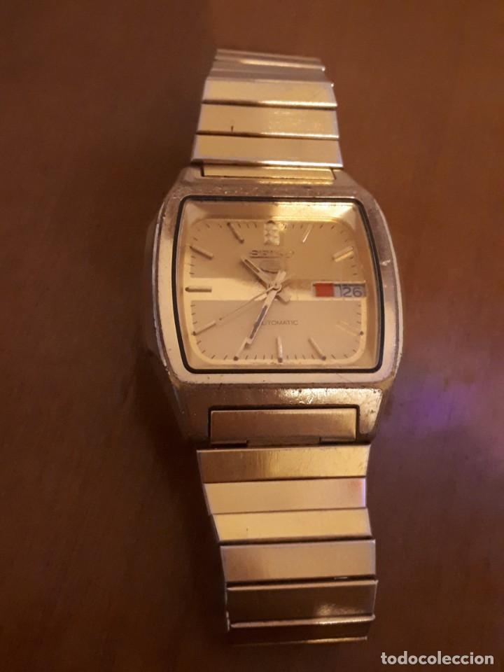 Relojes - Seiko: Antiguo reloj Seiko autentica funciona - Foto 4 - 227626484