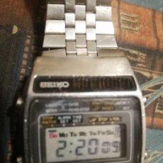 Relojes - Seiko: RELOJ SEIKO DIGITAL FUNCIONANDO PILA NUEVA. Lote 228115630