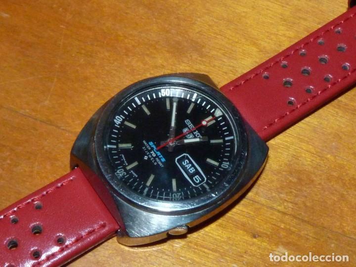 BUSCADO RELOJ AUTOMÁTICO SEIKO 5 SPORTS 6119-6023 DIVER 21 RUBIS DE 1971 VINTAGE MADE IN JAPAN (Relojes - Relojes Actuales - Seiko)