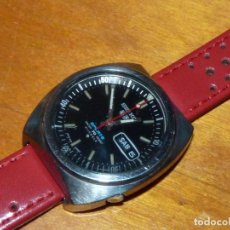 Relojes - Seiko: BUSCADO RELOJ AUTOMÁTICO SEIKO 5 SPORTS 6119-6023 DIVER 21 RUBIS DE 1971 VINTAGE MADE IN JAPAN. Lote 228576290