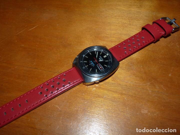 Relojes - Seiko: Buscado reloj automático Seiko 5 sports 6119-6023 diver 21 rubis de 1971 vintage made in Japan - Foto 3 - 228576290