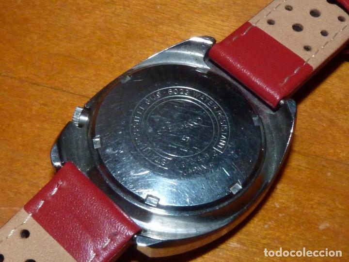 Relojes - Seiko: Buscado reloj automático Seiko 5 sports 6119-6023 diver 21 rubis de 1971 vintage made in Japan - Foto 6 - 228576290