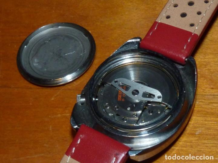 Relojes - Seiko: Buscado reloj automático Seiko 5 sports 6119-6023 diver 21 rubis de 1971 vintage made in Japan - Foto 7 - 228576290
