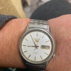 Relojes - Seiko: ANTIGUO RELOJ SEIKO AUTOMÁTICO FUNCIONA PERFECTAMENTE. Lote 229128525