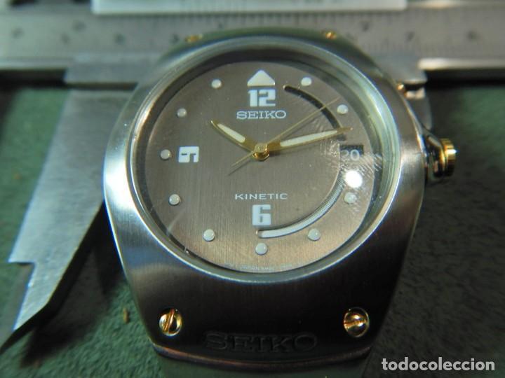 Relojes - Seiko: Reloj Seiko kinetic - Foto 2 - 229232655