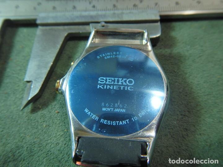 Relojes - Seiko: Reloj Seiko kinetic - Foto 3 - 229232655