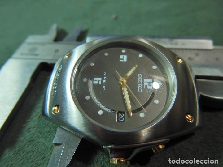 Relojes - Seiko: Reloj Seiko kinetic - Foto 5 - 229232655