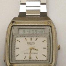 Relojes - Seiko: RELOJ SEIKO JAMES BOND H357-5040 VINTAGE. Lote 229350645