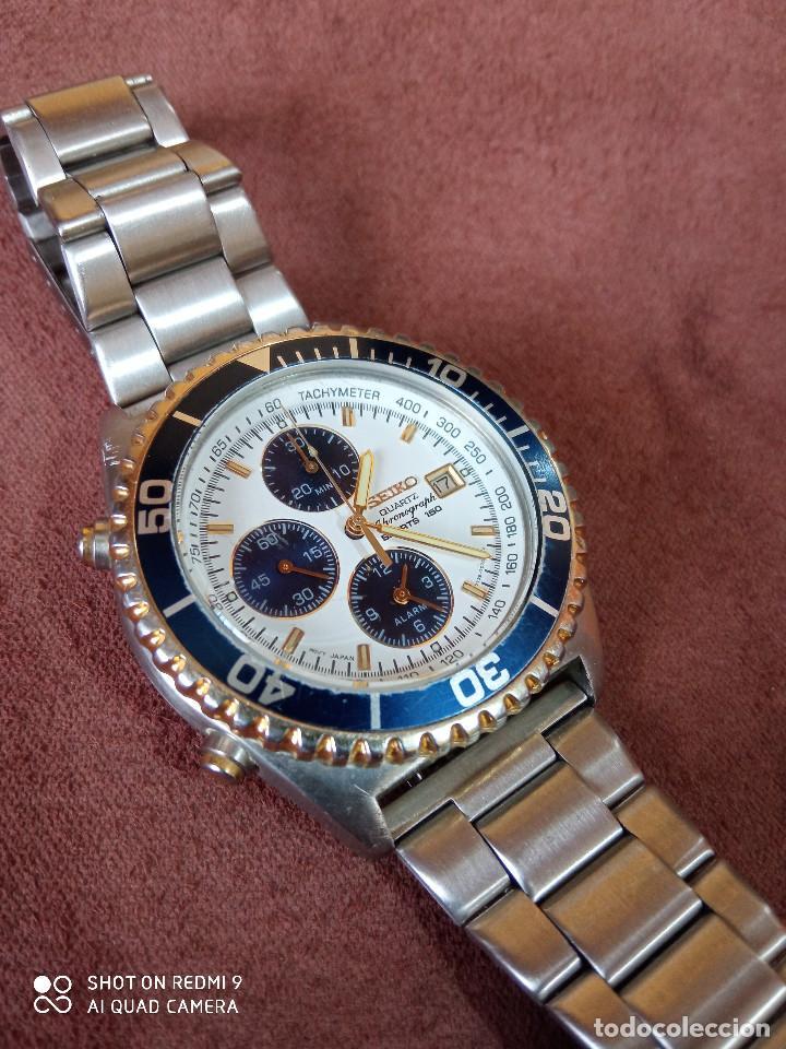 Relojes - Seiko: Seiko crono cuarzo - Foto 2 - 230527870