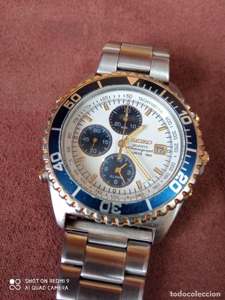 Relojes - Seiko: Seiko crono cuarzo - Foto 4 - 230527870
