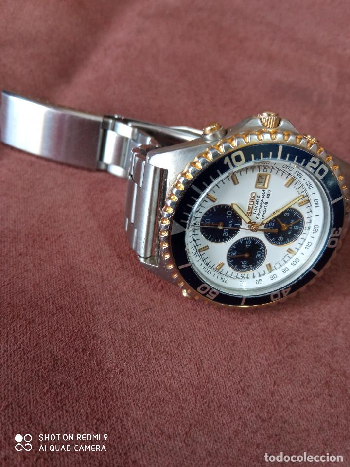 Relojes - Seiko: Seiko crono cuarzo - Foto 6 - 230527870
