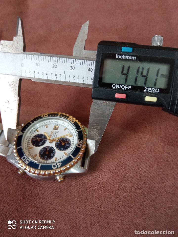 Relojes - Seiko: Seiko crono cuarzo - Foto 8 - 230527870