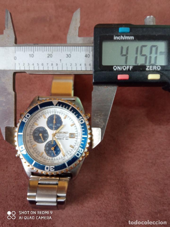 Relojes - Seiko: Seiko crono cuarzo - Foto 9 - 230527870