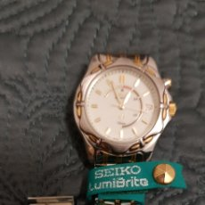 Relógios - Seiko: SEIKO KINETIC DE MUJER SEIKO SWP006P1 FUNCIONANDO NUEVO CON ETIQUETA NOS. Lote 232240265
