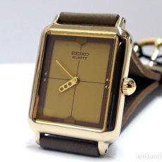 Relojes - Seiko: ELEGANTE RELOJ VINTAGE DE SEÑORA SEIKO AÑOS 80 CALIBRE 2P20 Y NUEVO A ESTRENAR. Lote 232523120