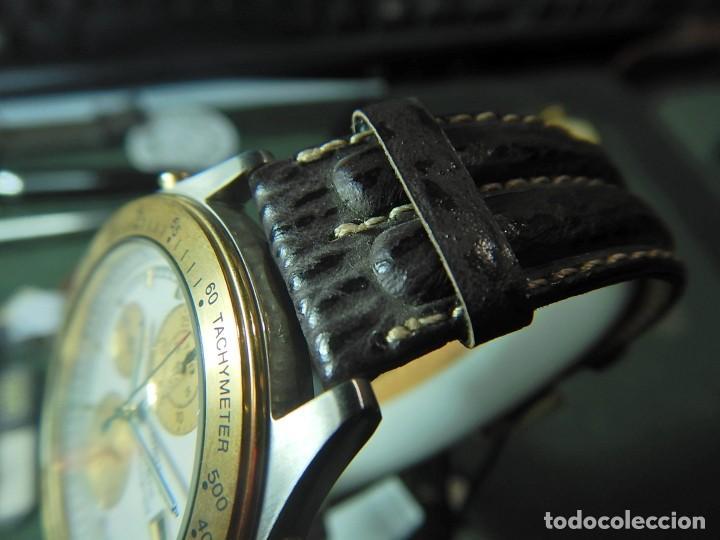 Relojes - Seiko: Reloj Seiko cronografo olympic 7T42-7A50 - Foto 2 - 233009895